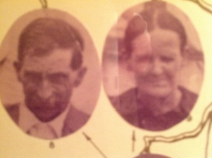 William DEAN's great grandparents