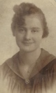 Mamie Lee HOLDER as a Young Woman