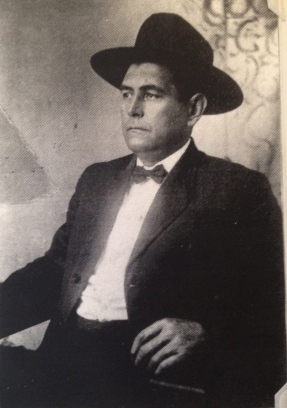 Sitting Portrait of James Solomon HOLDER as a man