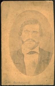 Portrait of James H DICKERSON