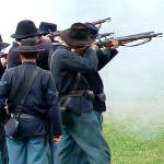Civil War Reenactment at Kennesaw Mountain National Park