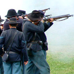 Civil War Reenactment at Kennesaw Mountain National Park