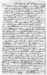 Letter to Thomas JEFFERSON from Charles BRUCE