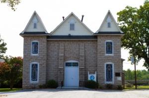 Ramah Baptist Church in Palmetto, Fulton, GA Photo by Cheryl Wright Kemptner on FindaGrave.com