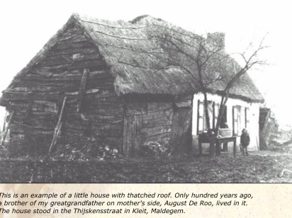 Old Thatched Roof