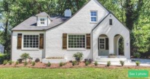 Home on Rogers Street, Atlanta, GA courtesy trulia.com