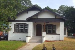 House on Rogers Street Atlanta GA courtesy zillow.com
