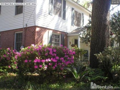 Beach Boulevard, Jacksonville, Florida courtesy rentals.com