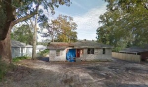 Charles and Edna Nettie Road Florida home courtesy property shark.com